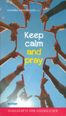 "Cover ""Keep calm and pray"""